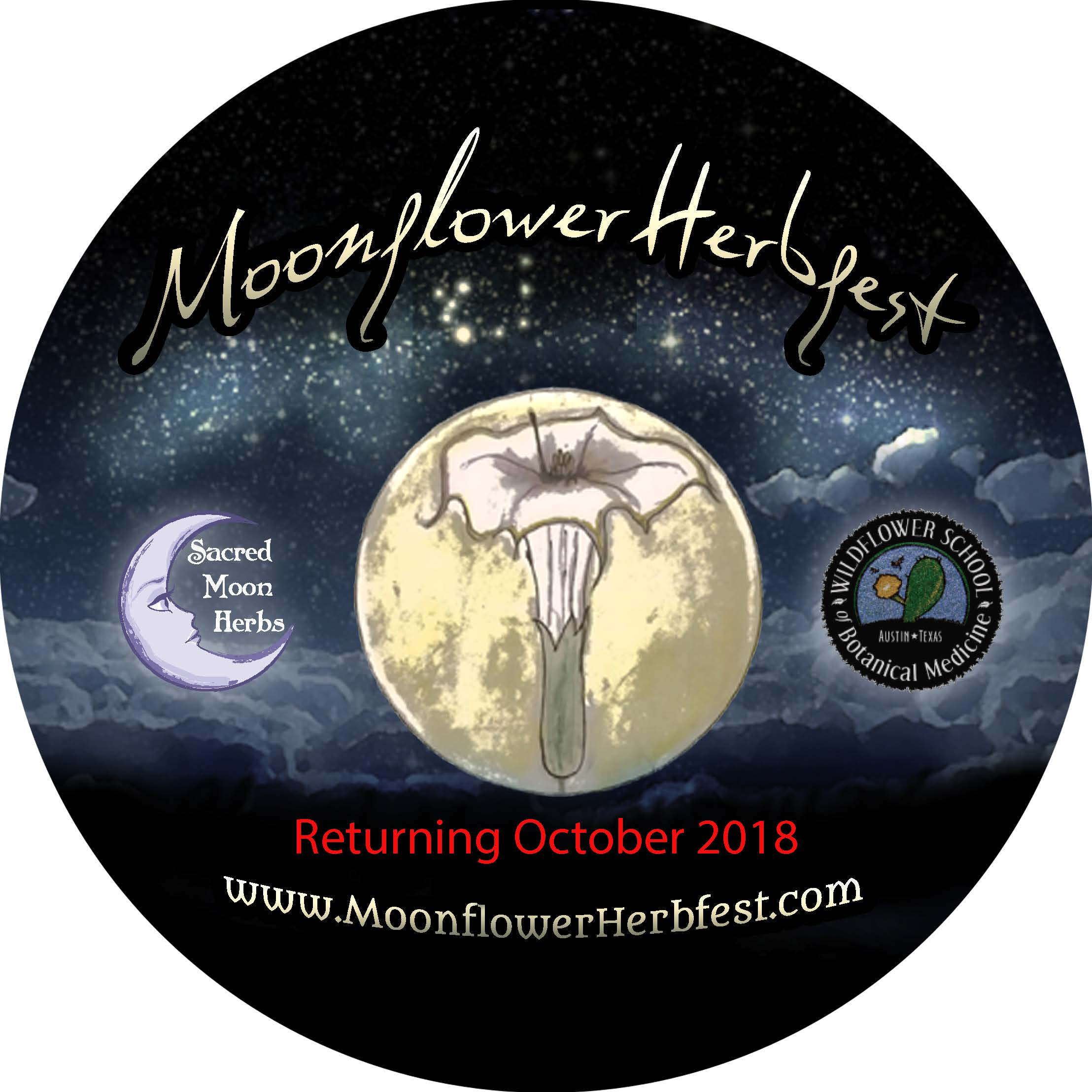 Moonflower Herb Fest 2018