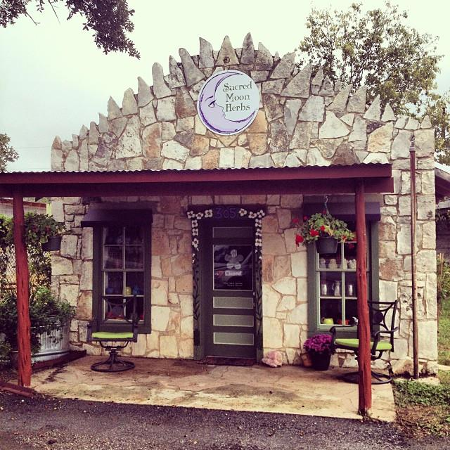 Contact Sacred Moon Herbs Dripping Springs Texas
